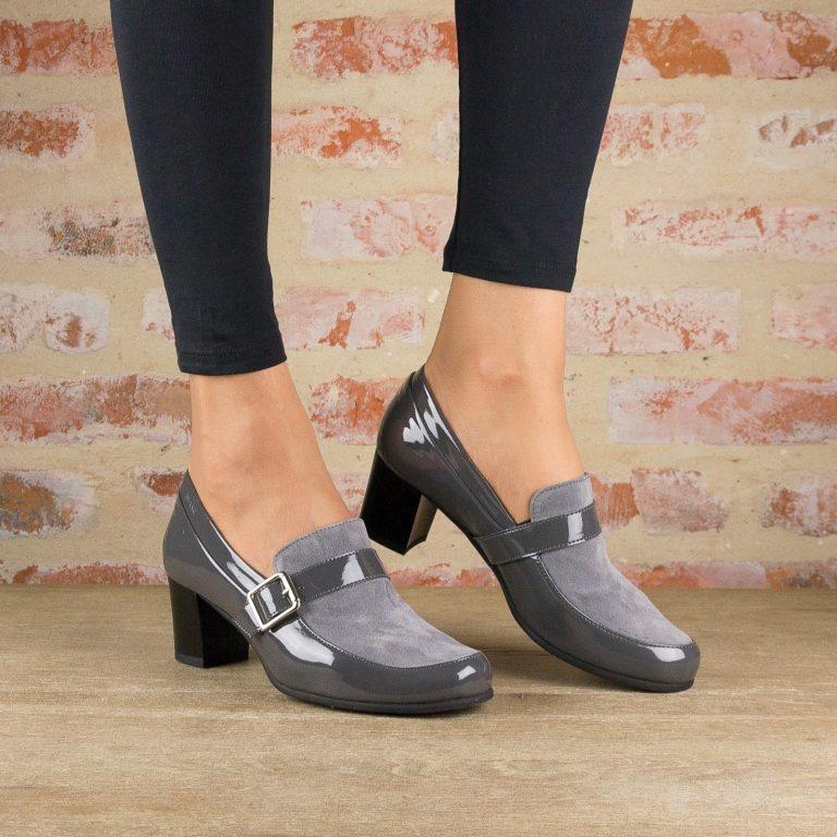 Туфлі Marc 40442-531 Grey #1