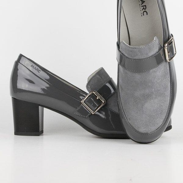 Туфлі Marc 40442-531 Grey #7