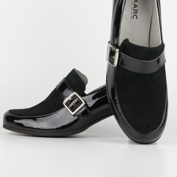 Туфлі Marc 40442-529 Black #7