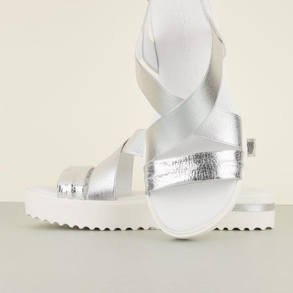 Сандалі Tamaris 1-28219-941 Silver #6