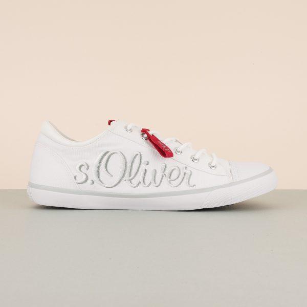 Кеди s.Oliver 5-13619-100 White #3