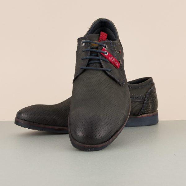Туфлі s.Oliver 5-13210-211 Stone #6