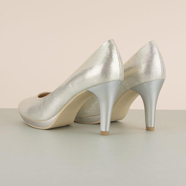 Туфлі Caprice 9-22414-112 Offwht Glitter #2