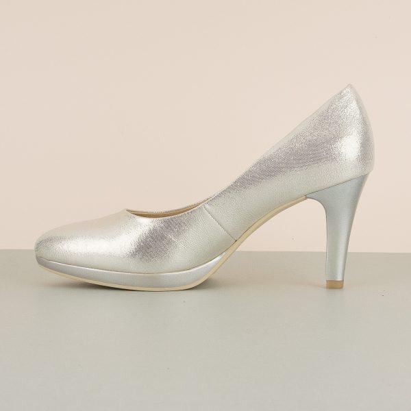 Туфлі Caprice 9-22414-112 Offwht Glitter #4