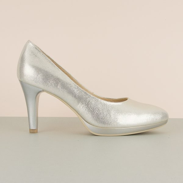 Туфлі Caprice 9-22414-112 Offwht Glitter #3