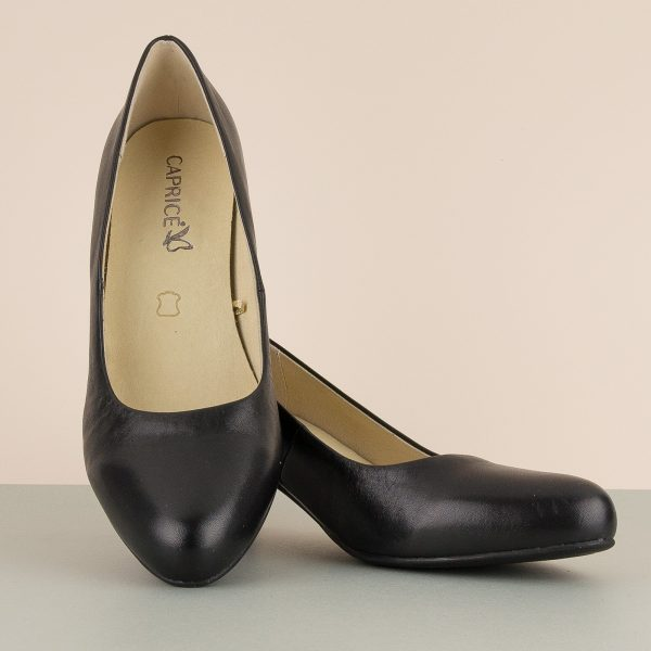 Туфлі Caprice 9-22309-022 Black Nappa #6