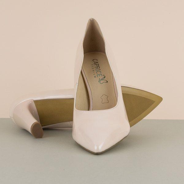 Туфлі Caprice 9-22402-612 Powder Patent #7