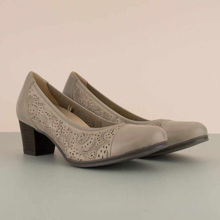 Туфлі Caprice 9-22504-342 Dk Brown Soft #1
