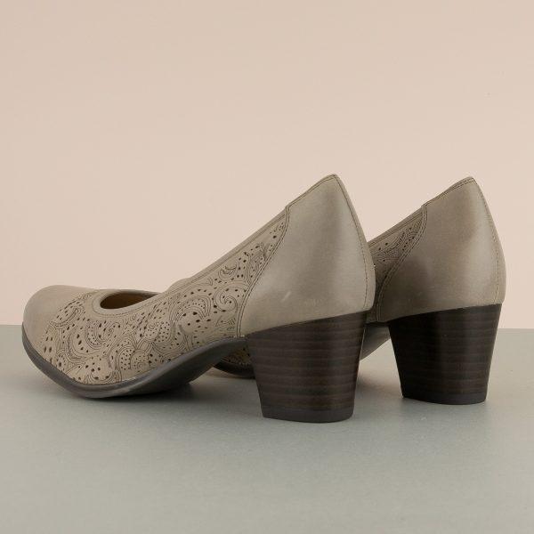 Туфлі Caprice 9-22504-342 Dk Brown Soft #2