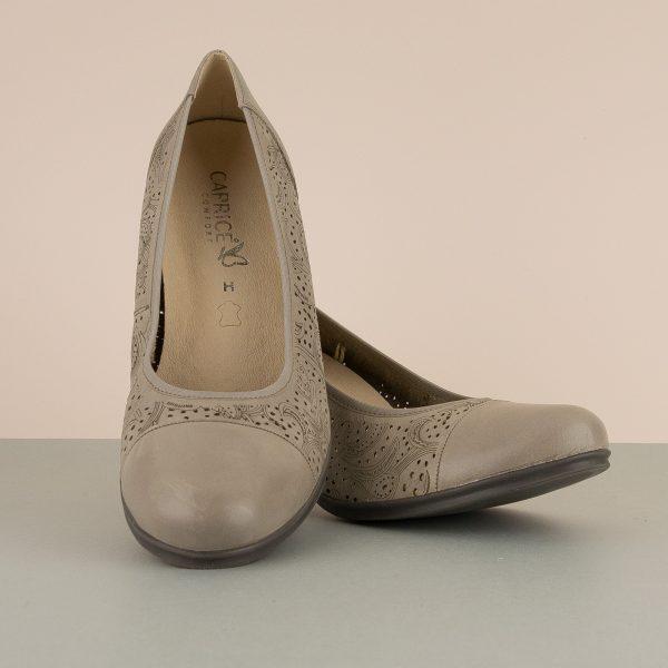 Туфлі Caprice 9-22504-342 Dk Brown Soft #6