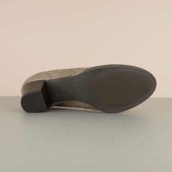 Туфлі Caprice 9-22504-342 Dk Brown Soft #5