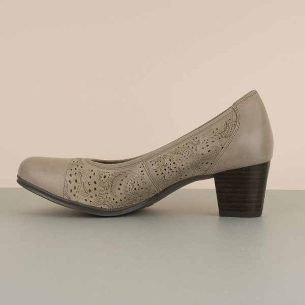 Туфлі Caprice 9-22504-342 Dk Brown Soft #4