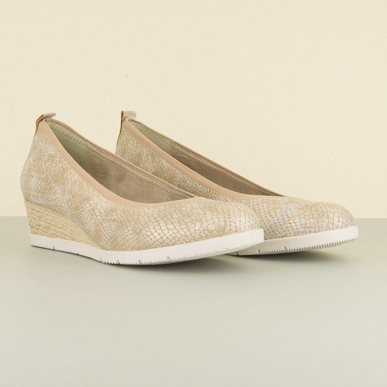 Туфлі Tamaris 1-22311-930 Light Gold Str #1