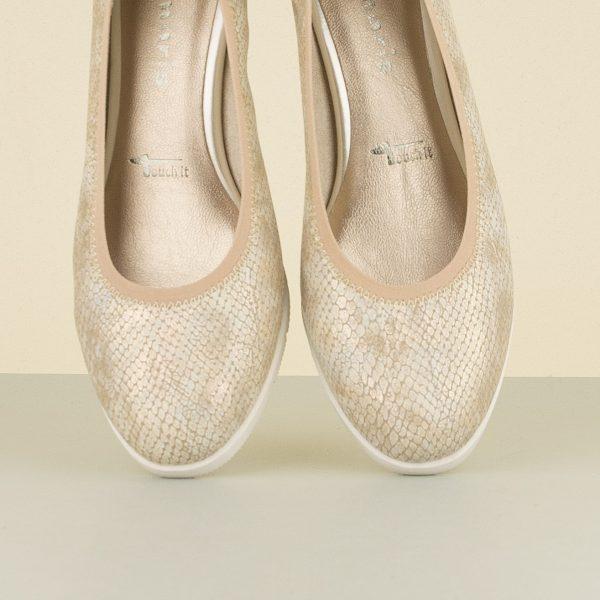 Туфлі Tamaris 1-22311-930 Light Gold Str #6