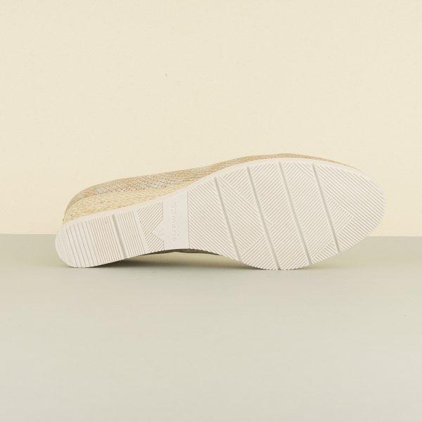 Туфлі Tamaris 1-22311-930 Light Gold Str #5