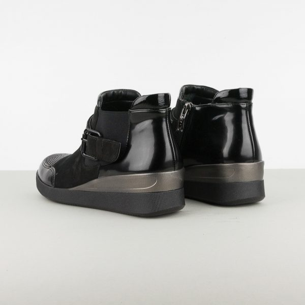 Демісезонні черевики Ara 43330-07 Black #2