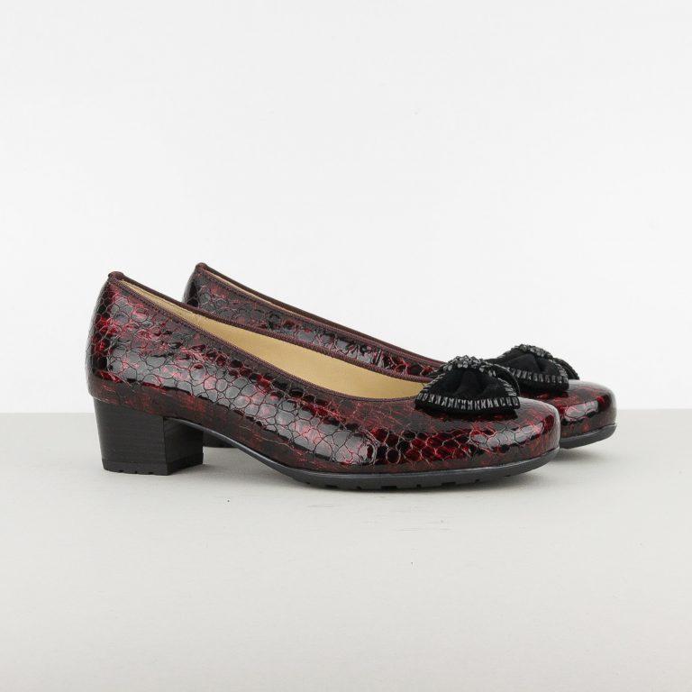 Туфлі Ara 42051-06 Burgundy #1