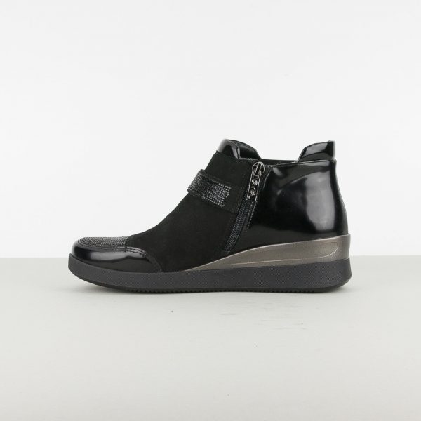 Демісезонні черевики Ara 43330-07 Black #4