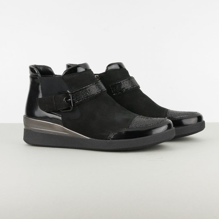 Демісезонні черевики Ara 43330-07 Black #1