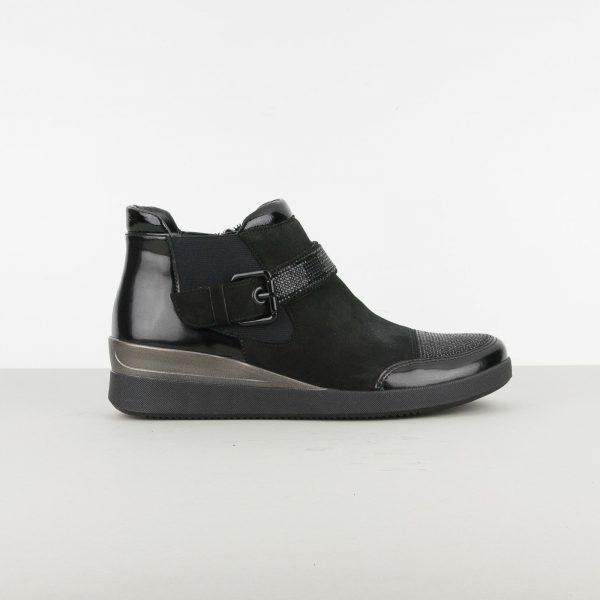 Демісезонні черевики Ara 43330-07 Black #3