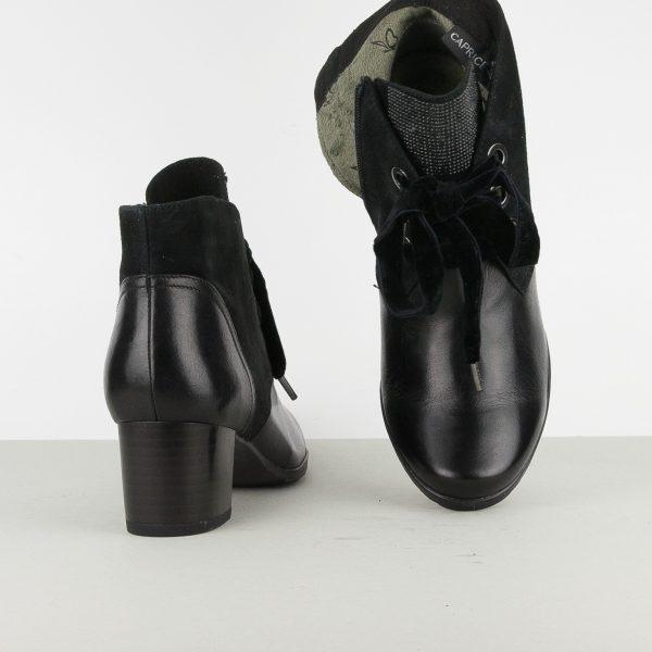Ботильони Caprice 9-25206-019 Black Comb #6