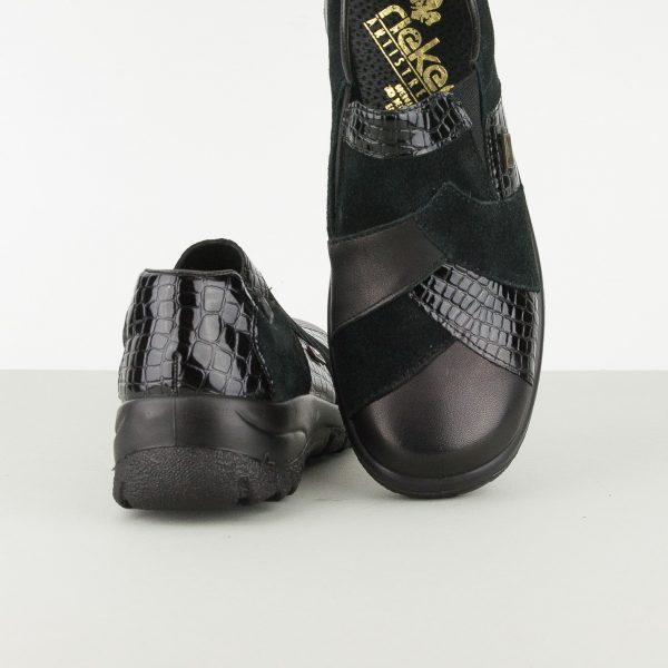 Туфлі Rieker L7164-00 #7