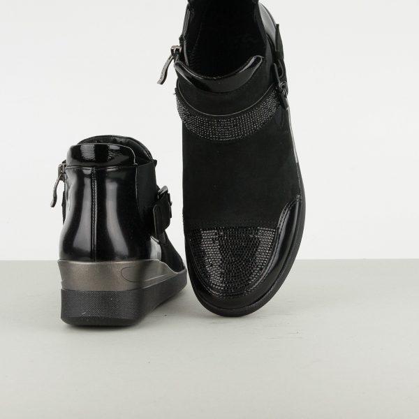 Демісезонні черевики Ara 43330-07 Black #6