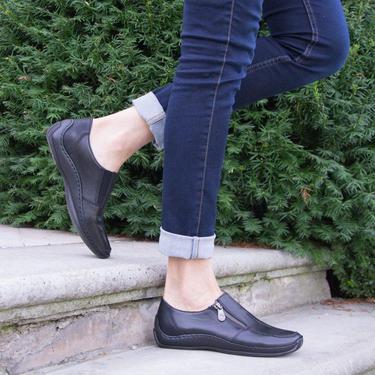 Туфлі Rieker L1780-00 #1