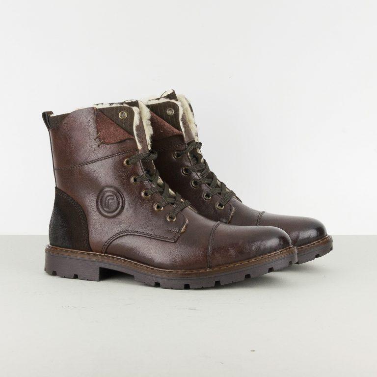 Черевики  Rieker 32133-25 Brown #1
