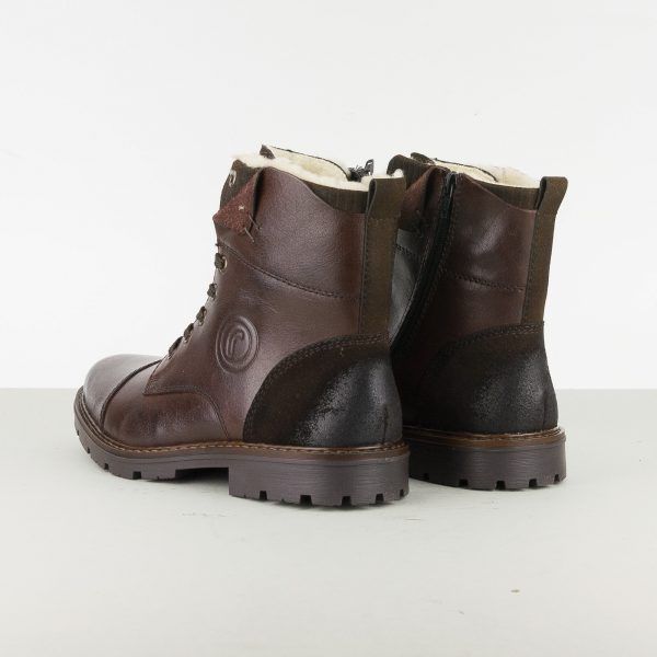 Черевики  Rieker 32133-25 brown #2
