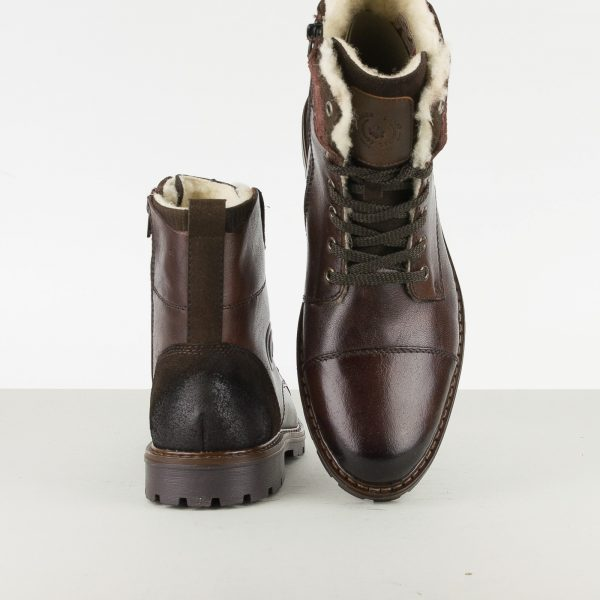 Черевики  Rieker 32133-25 brown #6