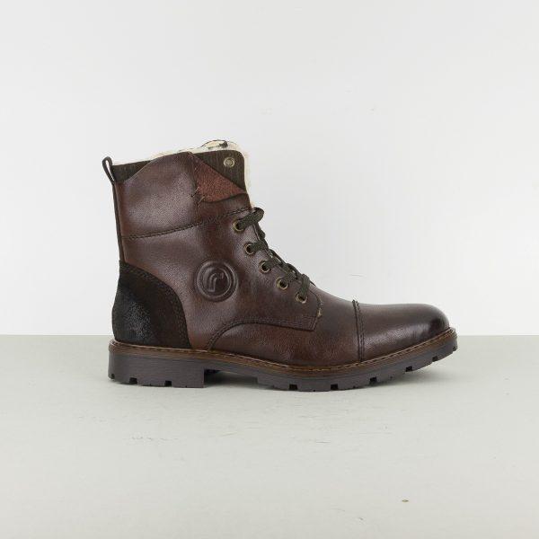 Черевики  Rieker 32133-25 brown #3
