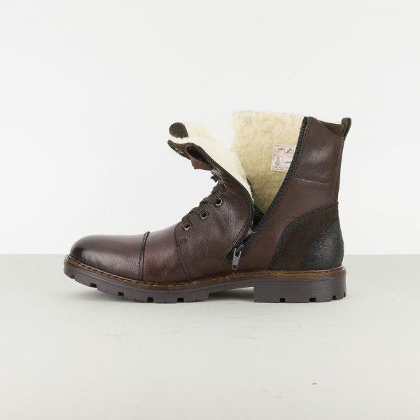 Черевики  Rieker 32133-25 brown #4