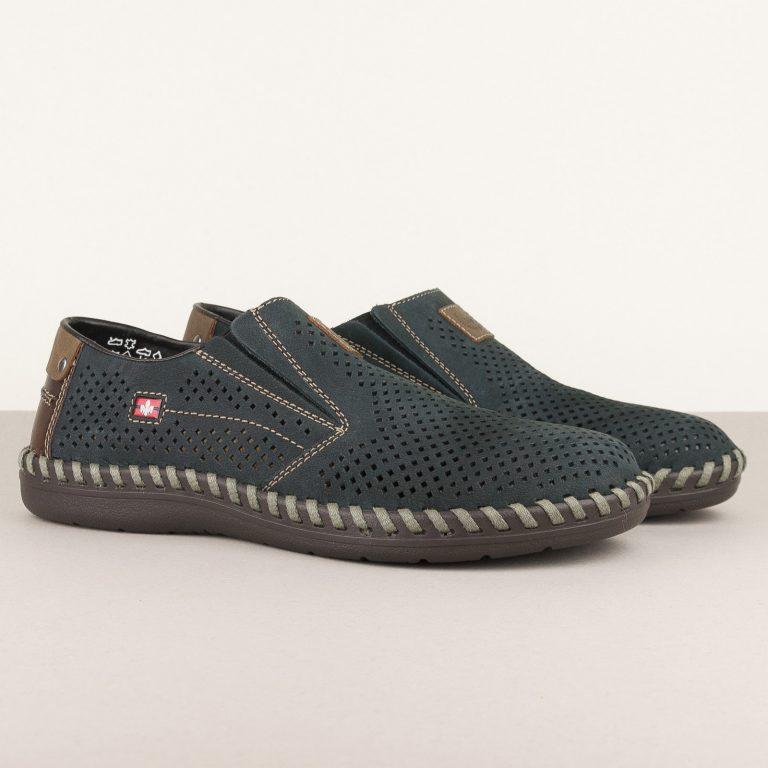 Туфлі Rieker В2455-14 Blue #1