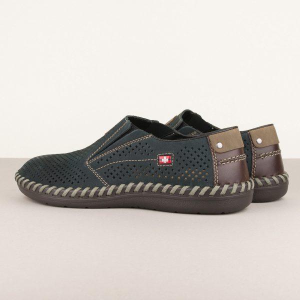 Туфлі Rieker В2455-14 Blue #2