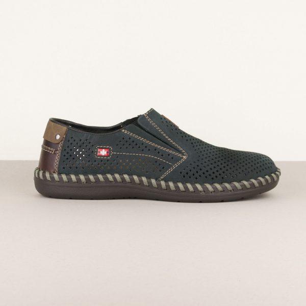 Туфлі Rieker В2455-14 Blue #3