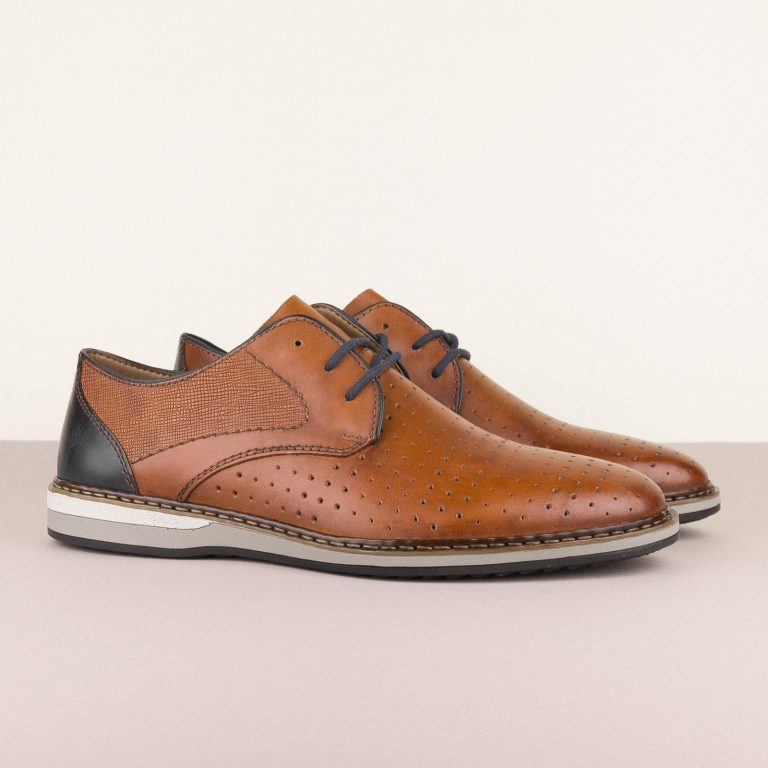 Туфлі Rieker 16811-25 brown #1