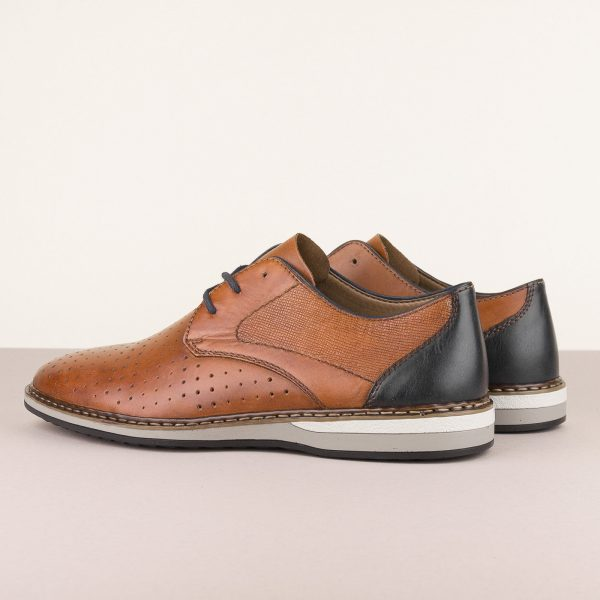 Туфлі Rieker 16811-25 brown #2