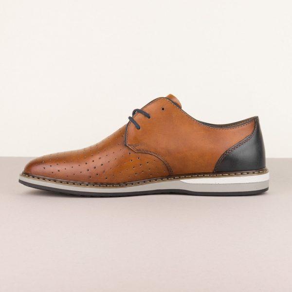 Туфлі Rieker 16811-25 brown #4
