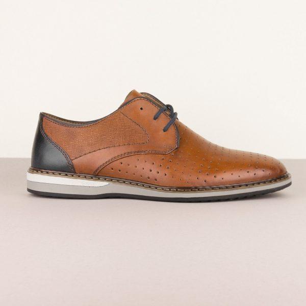 Туфлі Rieker 16811-25 brown #3
