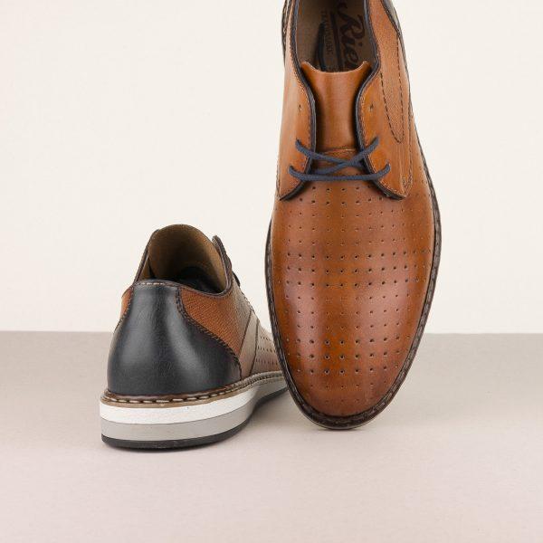 Туфлі Rieker 16811-25 brown #6