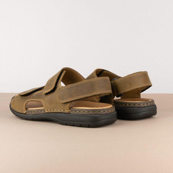 Чоловічі сандалі Rieker 25558-25 brown #2
