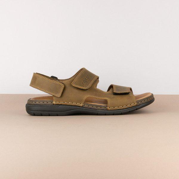 Чоловічі сандалі Rieker 25558-25 brown #3