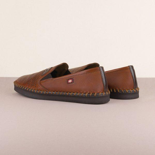 Чоловічі туфлі Rieker B2957-24 brown #2