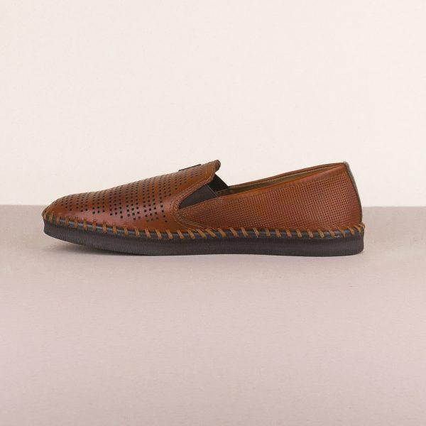 Чоловічі туфлі Rieker B2957-24 brown #5