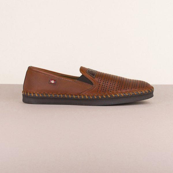 Чоловічі туфлі Rieker B2957-24 brown #3