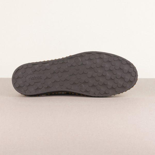 Чоловічі туфлі Rieker B2985-14 Blue #5