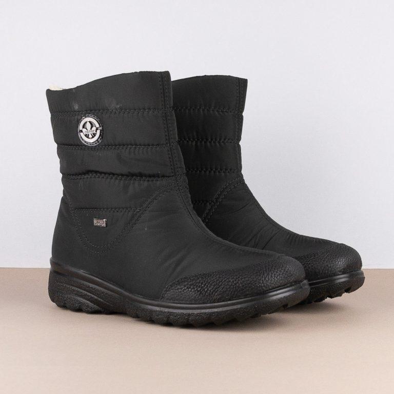 Напівчобітки Rieker Z7082-00 Black #1