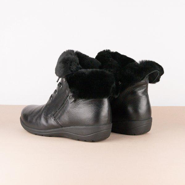 Черевики зимові Caprice 9-26150-022 Black Nappa #2