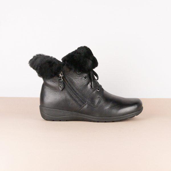 Черевики зимові Caprice 9-26150-022 Black Nappa #3